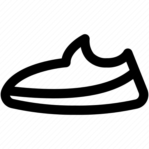 fashion, foot, run, shoes, sport icon