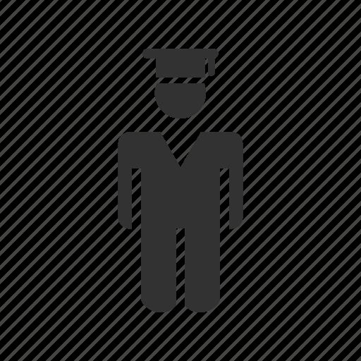 Education, graduate, graduation, student icon - Download on Iconfinder