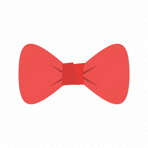 bow, color, fashion, style, tie, waiter, wear icon