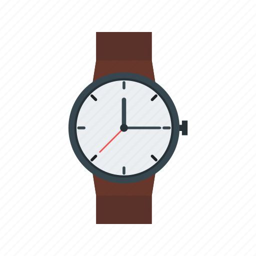 casual, hand, men, time, watch, wrist, wristwatch icon