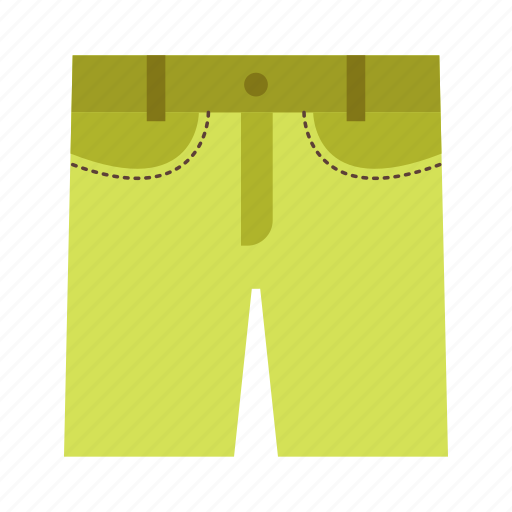Casual, clothes, men's shorts, shorts, summer, trousers, wear icon - Download on Iconfinder