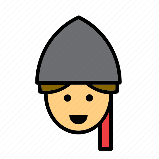 avatar, boy, hat, man, people, person, user icon
