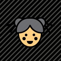 asian, avatar, japan, japanese, people, woman icon