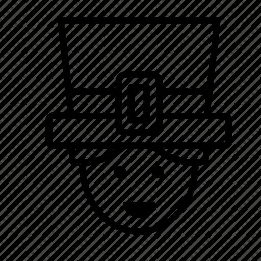 avatar, ireland, irish, man, people, person, user icon