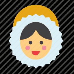 avatar, eskimo, face, man, people, person, user icon
