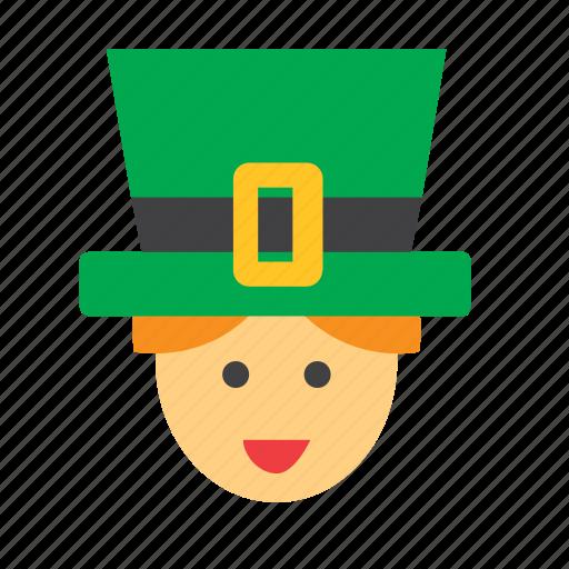 face, ireland, irish, man, people, person, user icon