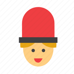avatar, boy, face, hat, man, people, person icon