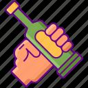 abuse, alcohol, alcoholism icon
