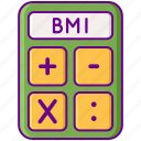 bmi, calculator, body mass index