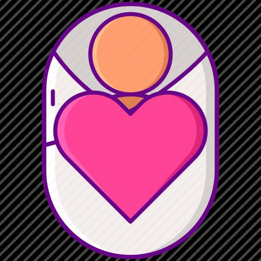 care, postpartum icon