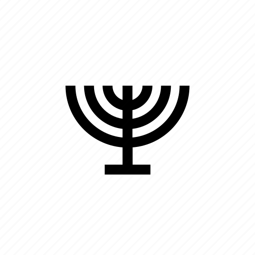 festival, holiday, israel, judaica, menora, menorah, set icon