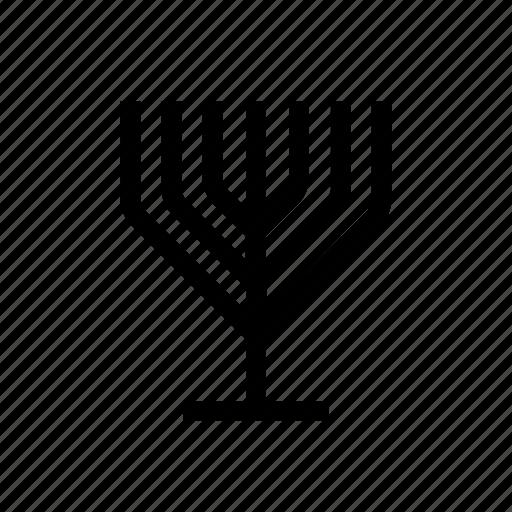 holiday, jewish, judaica, menora, menorah, series, set icon