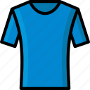 clothing, colour, mens, shirt, tshirt icon