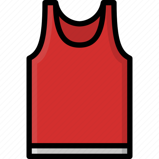 Clothing, colour, mens, vest icon - Download on Iconfinder