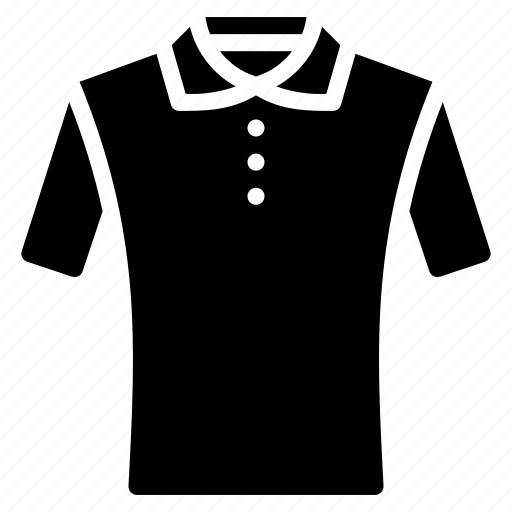 Clothing, collared, mens, shirt, solid, tshirt icon - Download on Iconfinder