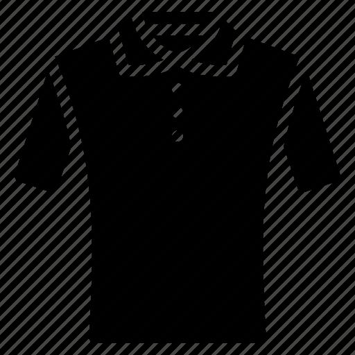 clothing, collared, mens, shirt, solid, tshirt icon