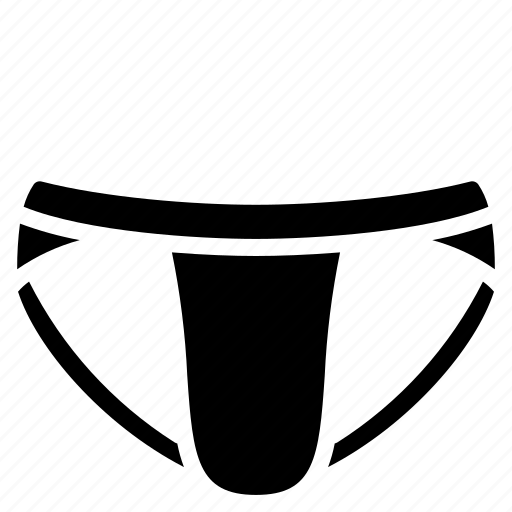 Clothing, jock, mens, solid, strap, underwear icon - Download on Iconfinder