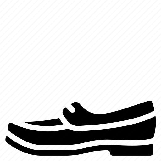 Clothing, deck, mens, shoe, solid icon - Download on Iconfinder