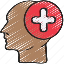 health, help, medical, mental, support icon
