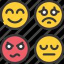 mental, angry, health, emotions, happy, sad