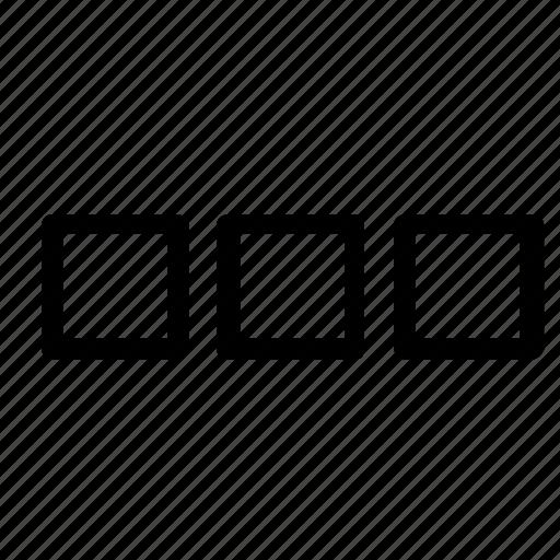 catalogue, list, menu icon