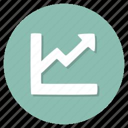 analysis, diagram, graph, statistics icon