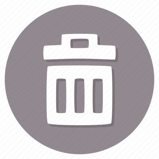 Trash, bin, delete, garbage icon - Download on Iconfinder