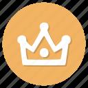 crown, achievement, winner