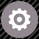cog, configuration, options, tools