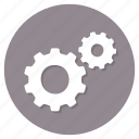 control, gear, settings icon