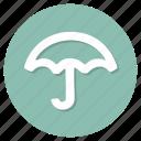 umbrella, protection, rain
