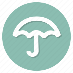 protection, rain, umbrella icon