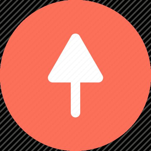 arrow, menu, navigation, up, upload icon