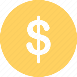dollar, menu, money, navigation, sign icon