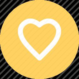 favorite, heart, love, menu, navigation icon