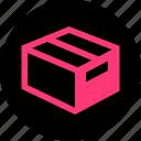 box, goods, now, ship, shipping icon