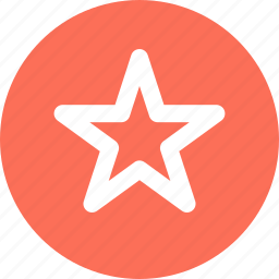 fav, favorite, menu, navigation, star icon