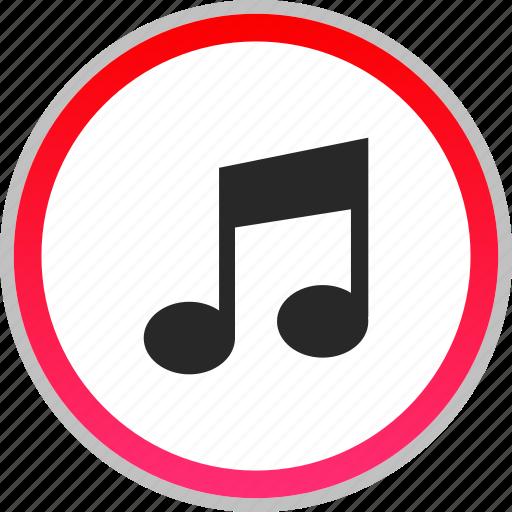 audio, compose, dj, listen, music, note icon
