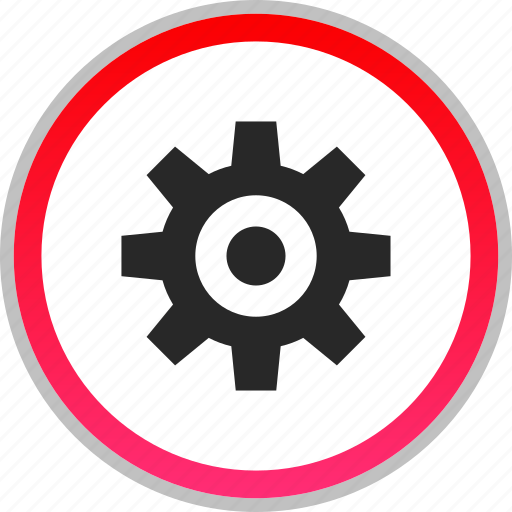 gear, more, options, settings icon