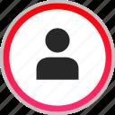 boss, person, persona, profile, user icon