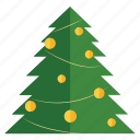 christmas, christmas tree, holiday, tree icon