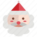 christmas, claus, holiday, santa, santa claus icon