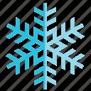 christmas, flake, holiday, snow, snow flake icon