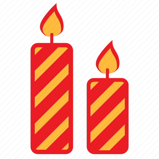 candles, christmas candles, pray, religion, yellow icon