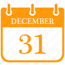 calendar, celebration, christmas, day, december icon
