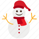 ice man, snow, snow man, snowman icon
