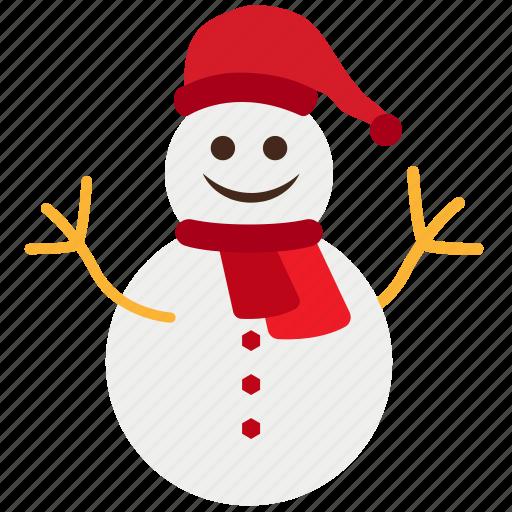 ice man, snow, snow man, snowman icon