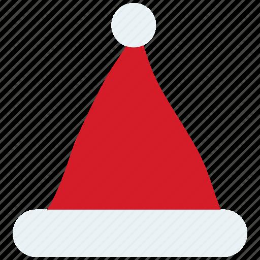 cap, christmas, christmas cap, xmas icon