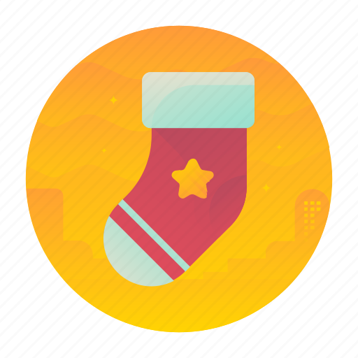 Christmas, clothes, sock, stocking icon - Download on Iconfinder