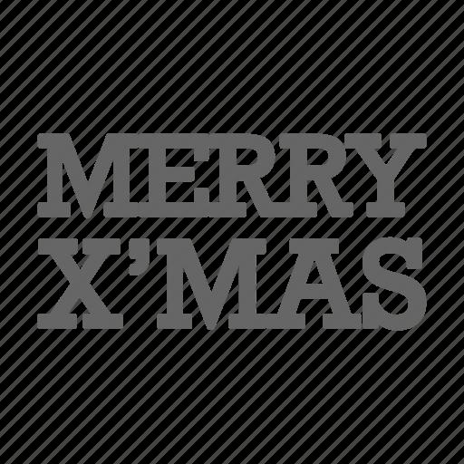 christmas, decoration, merry, new year, xmas icon